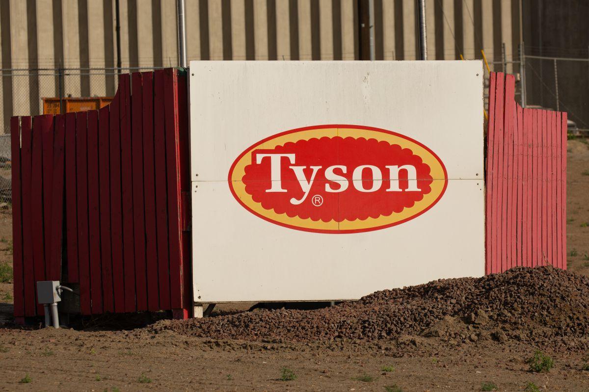 Tyson Foods se ha visto beneficiado en la mejora de las perspectivas de las ventas para el resto del año.