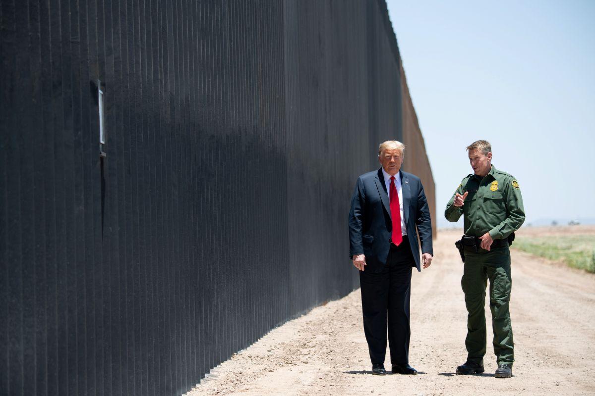 Gobierno de Biden expulsó al jefe de la Patrulla Fronteriza, Rodney Scott, seguidor de las políticas de inmigración de Trump