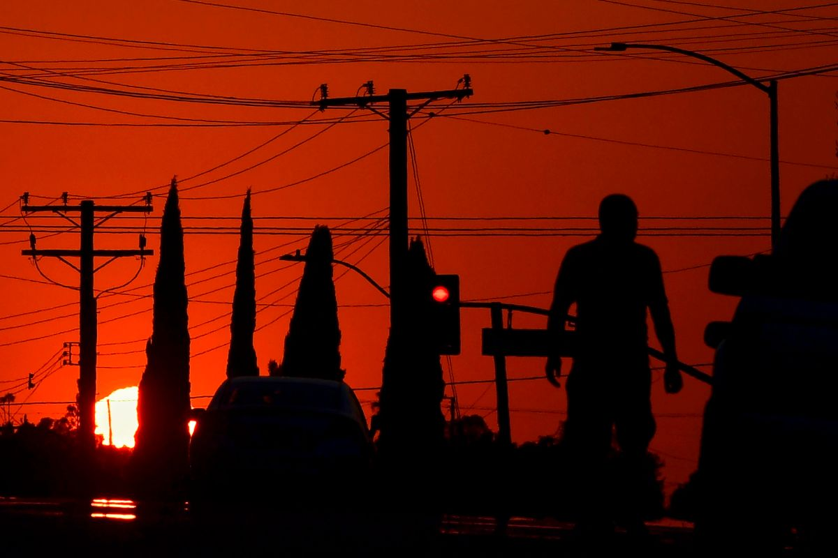 Ola de calor produce el 15 de junio más ardiente de la historia en varias ciudades del sur de California