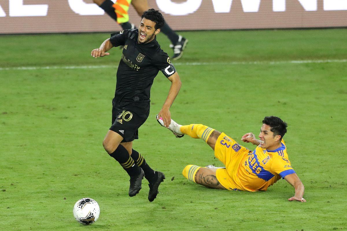 La sequía goleadora de Carlos Vela en la MLS