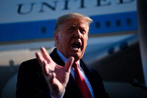 Periodistas revelan en libro que Donald Trump propuso mandar a Guantánamo a enfermos de COVID-19