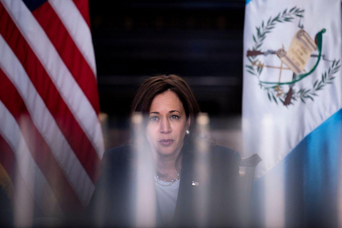 En Guatemala, la vicepresidenta Kamala Harris pidió a los inmigrantes evitar el viaje a EE.UU.