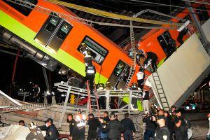 Falla en la construcción de la Línea 12 del Metro provocó su desplome, revela The New York Times; Sheinbaum y Ebrard le responden al diario