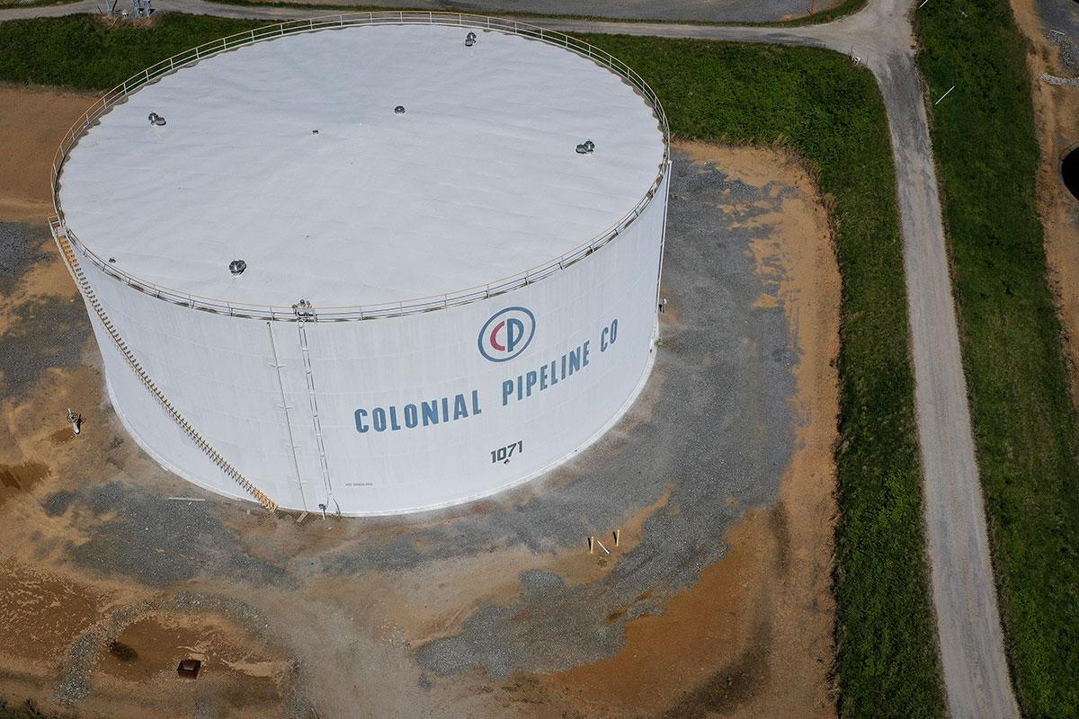 Colonial Pipeline fue víctima de un ciberataque a su red probablemente por el mal uso de una contraseña.