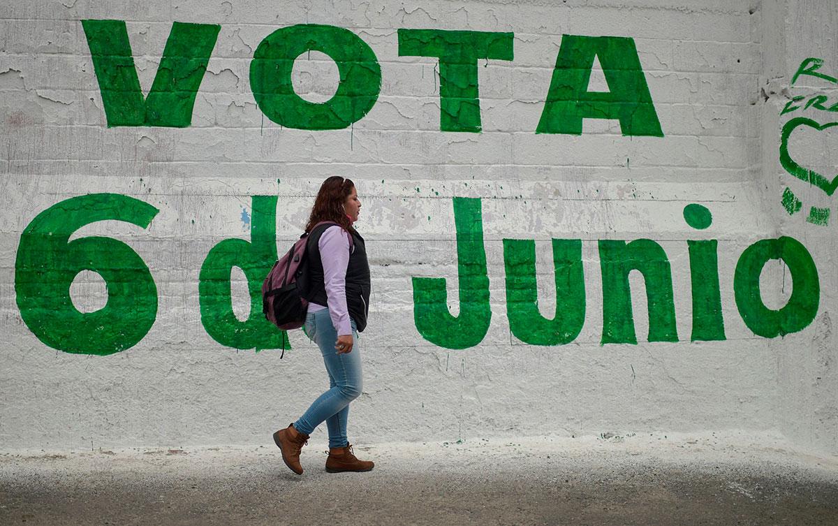 Mexicanos votan este 6 de junio en las elecciones intermedias más grandes de la historia.