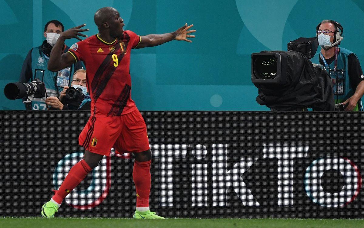 Bélgica vs. Dinamarca: Lukaku aspira a reafirmar su inicio como goleador