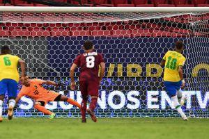 Neymar se estrena en la Copa América 2021 con gol ante Venezuela