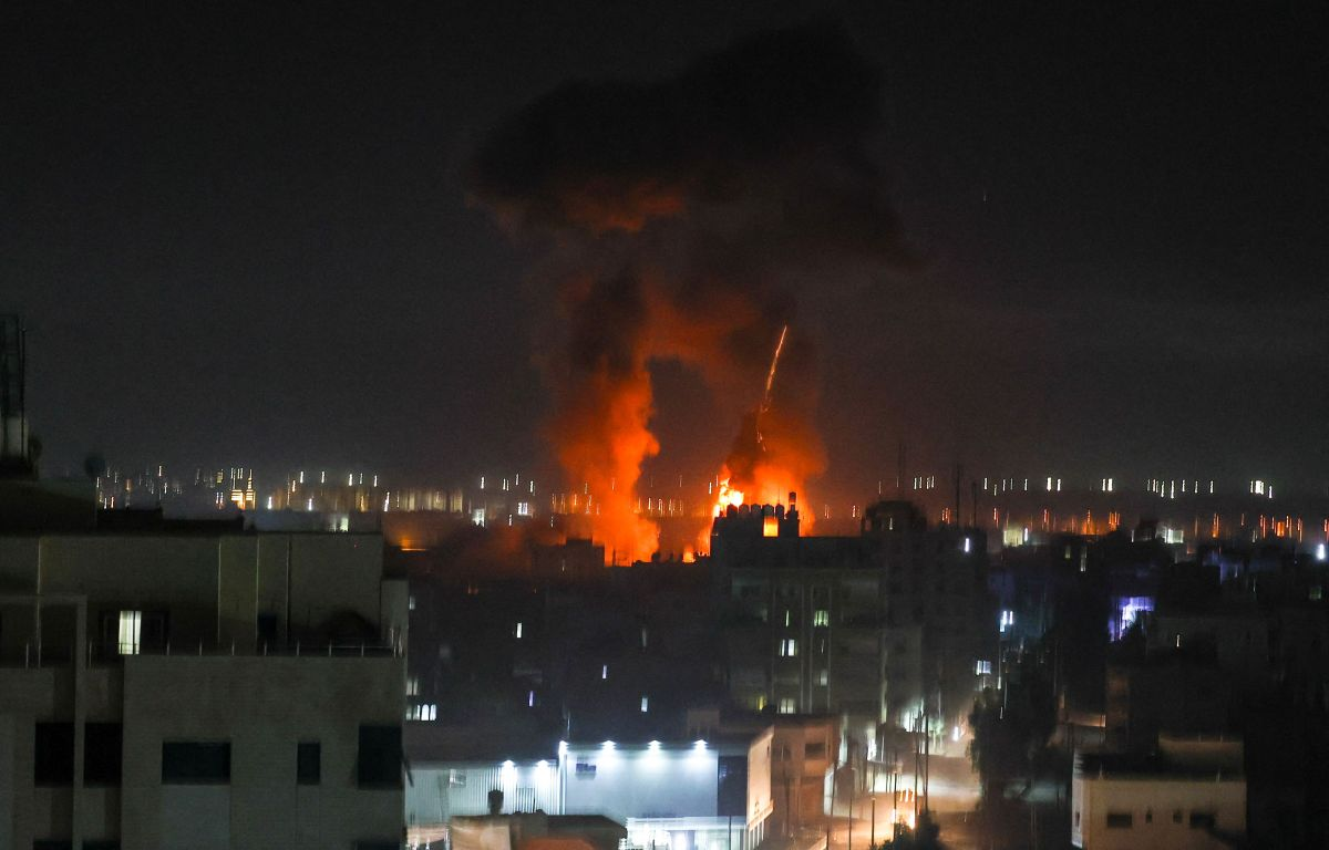 Israel lanza nuevos ataques aéreos sobre Gaza