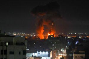 Israel bombardea Gaza en el segundo día de ataques desde que rompió el alto el fuego