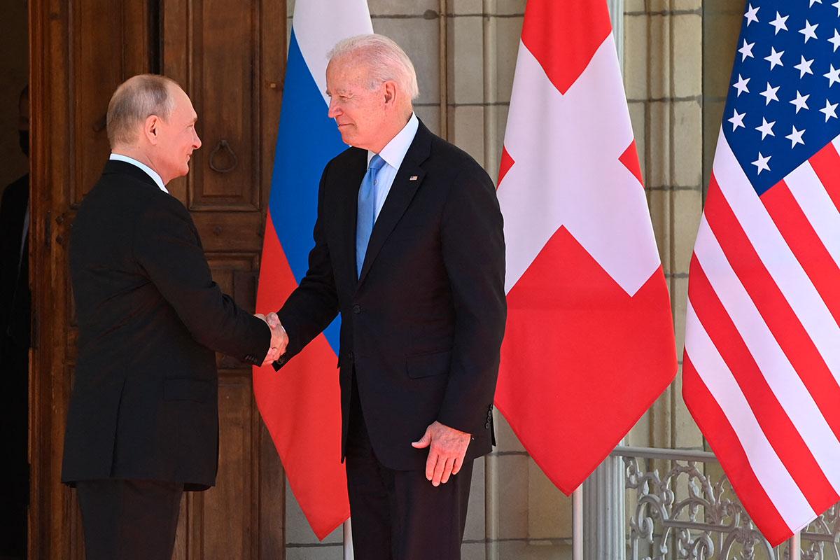 "Joe Biden descarta ""guerra fría"" con Rusia tras reunión con Vladimir Putin; acuerdan compromiso con la seguridad estratégica"