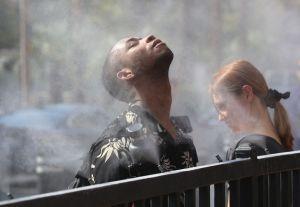 Ola de calor: el Oeste de Estados Unidos está alcanzando 100 grados F a las 8:00 a.m.