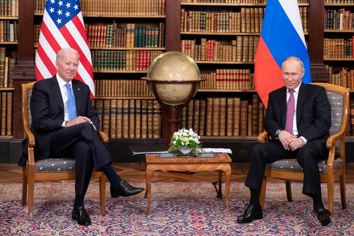 Tras reunión en Ginebra Biden y Putin hablan de ciberataques y Estados Unidos sentencia que la próxima vez responderá con fuerza