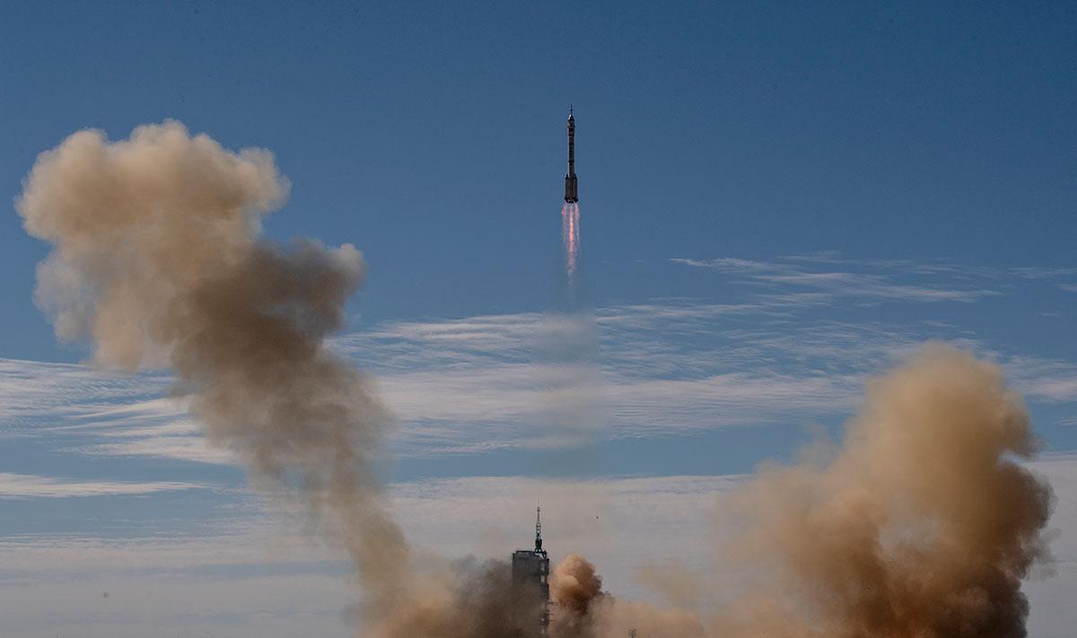 Nave espacial China