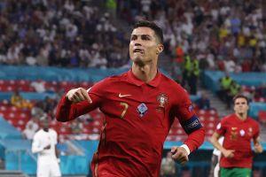 Otro record más: Cristiano igualó a Ali Daei como máximo goleador de selecciones