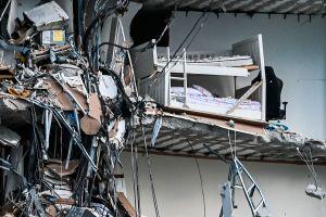 Se eleva a 99 el número de desaparecidos tras el derrumbe del edificio Champlain Towers de Miami