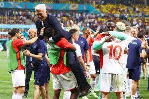 Sorpresa en la Eurocopa 2020: Suiza derrota a Francia en penales