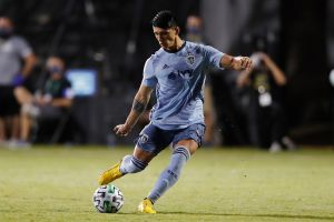 Impresionante: Mexicano Alan Pulido mostró la terrible herida que sufrió durante partido contra Los Ángeles FC