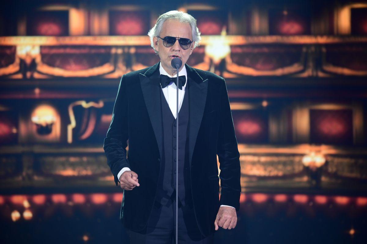 Andrea Bocelli cantará en la inauguración de la Eurocopa 2020