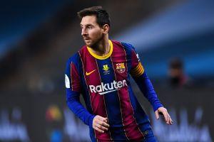 Alegría blaugrana: Lionel Messi está cerca de renovar con el FC Barcelona