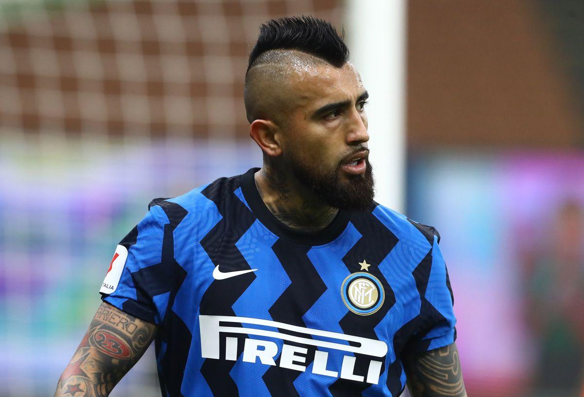 El mediocampista no tiene asegurado su puesto en el Inter de Milan.