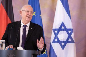 Joe Biden recibirá en la Casa Blanca a su homólogo de Israel Reuven Rivlin