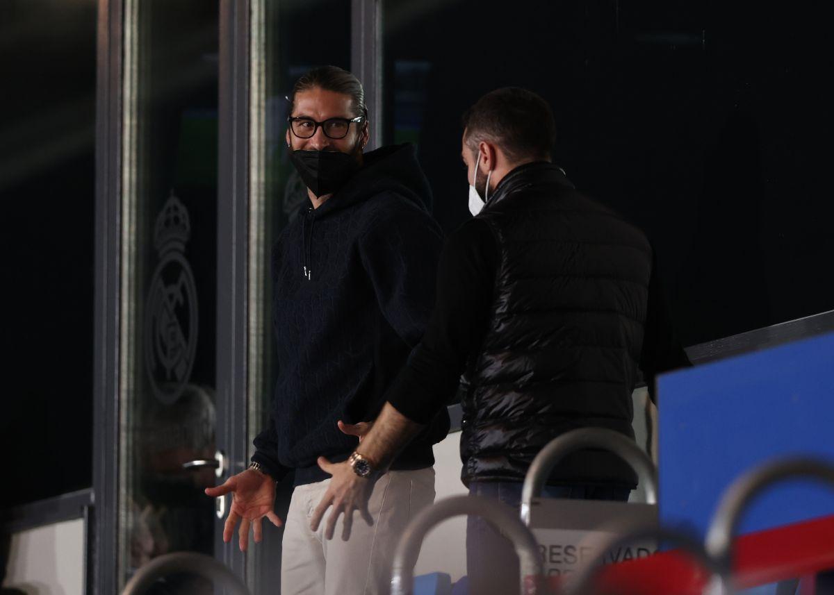 Sergio Ramos se va al PSG según la prensa española