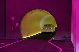 The Boring Company inaugura en Las Vegas el primer túnel para automóviles eléctricos