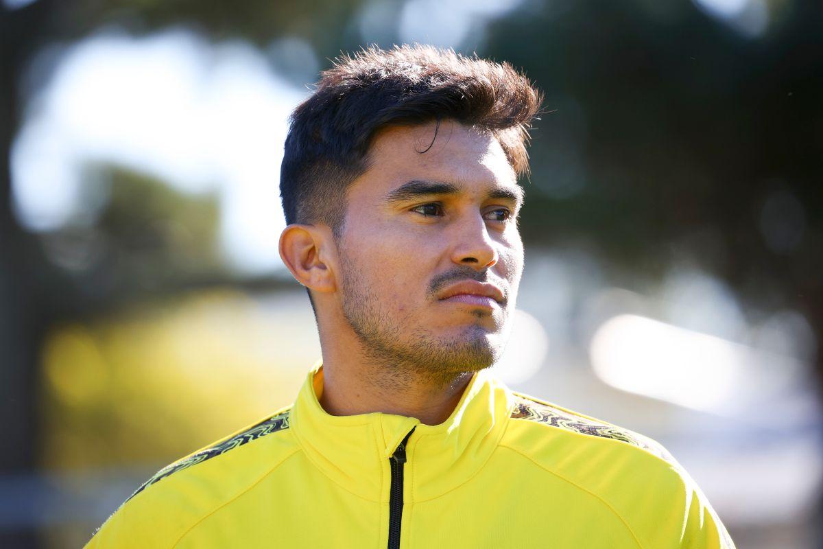 Ulises Dávila es el Jugador del Año en Australia