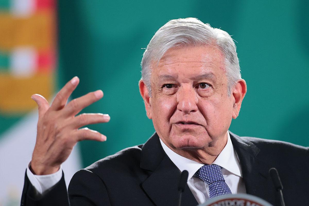 AMLO arremete contra expresidentes de México y pide a mexicanos votar en consulta para que sean juzgados