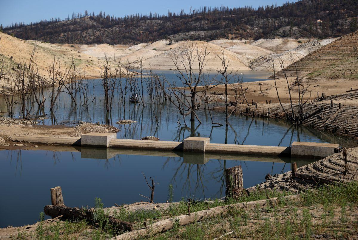 Se espera que la planta hidroeléctrica de California en Lake Oroville cierre por primera vez en 50 años