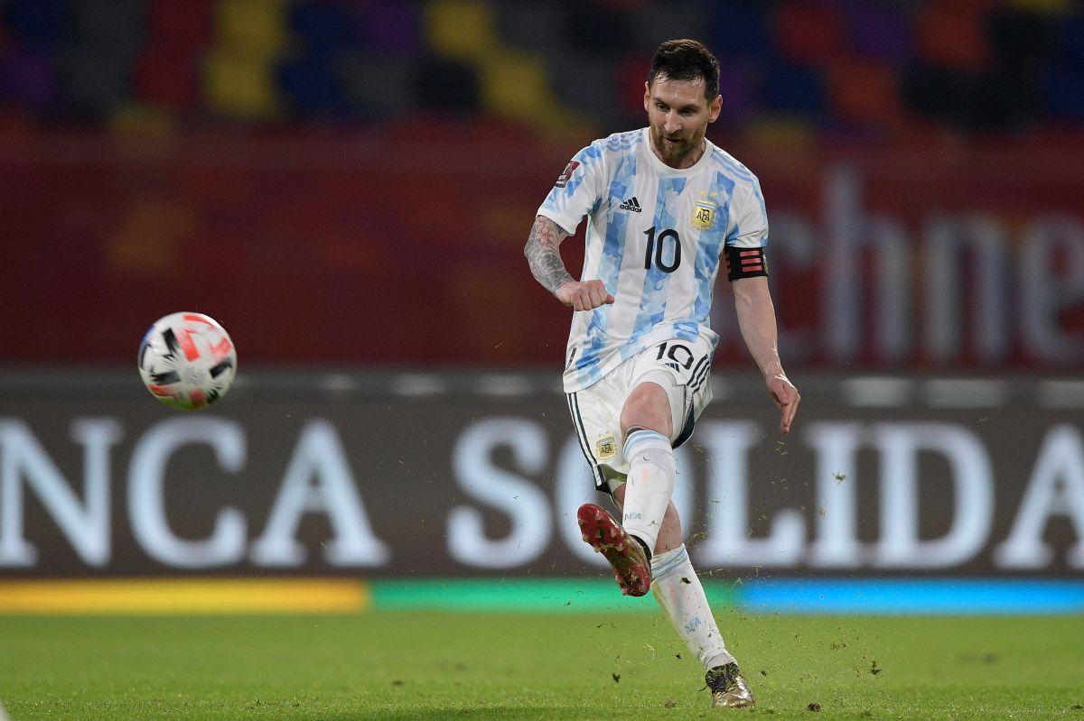 Messi piensa que Argentina puede dar un golpe sobre la mesa en esta Copa América