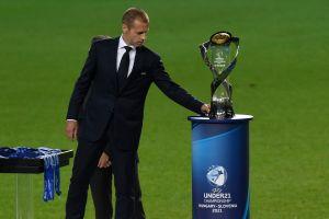 UEFA suspende el procedimiento contra los clubes de la Superliga