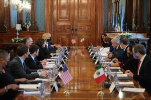 """México califica como """"exitoso"""" la reunión de AMLO con Kamala Harris y acuerda con EE.UU. cooperación en seguridad y migración"""