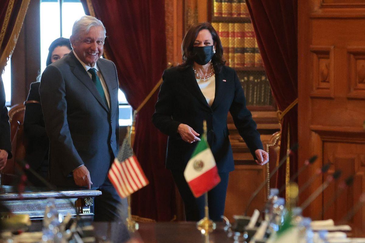 Los 5 grandes acuerdos entre Kamala Harris y AMLO