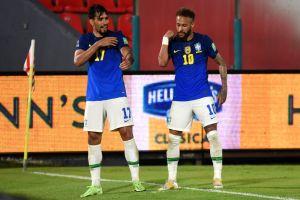 La selección brasileña de fútbol está preocupada por realización de Copa América en Brasil