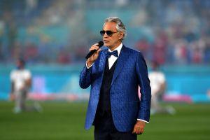 Así fue la ceremonia de apertura de la Eurocopa 2020 con Andrea Bocelli