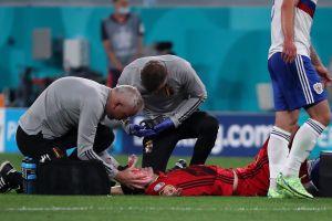 Eurocopa accidentada: Timothy Castagne sufre fractura facial y se pierde el torneo