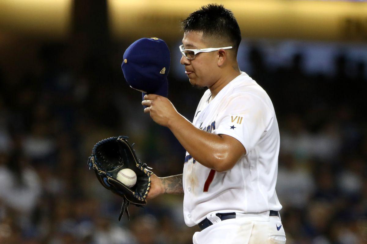 Temporada de ensueño: Julio Urías está cerca de liquidar un récord de más de 30 años en MLB