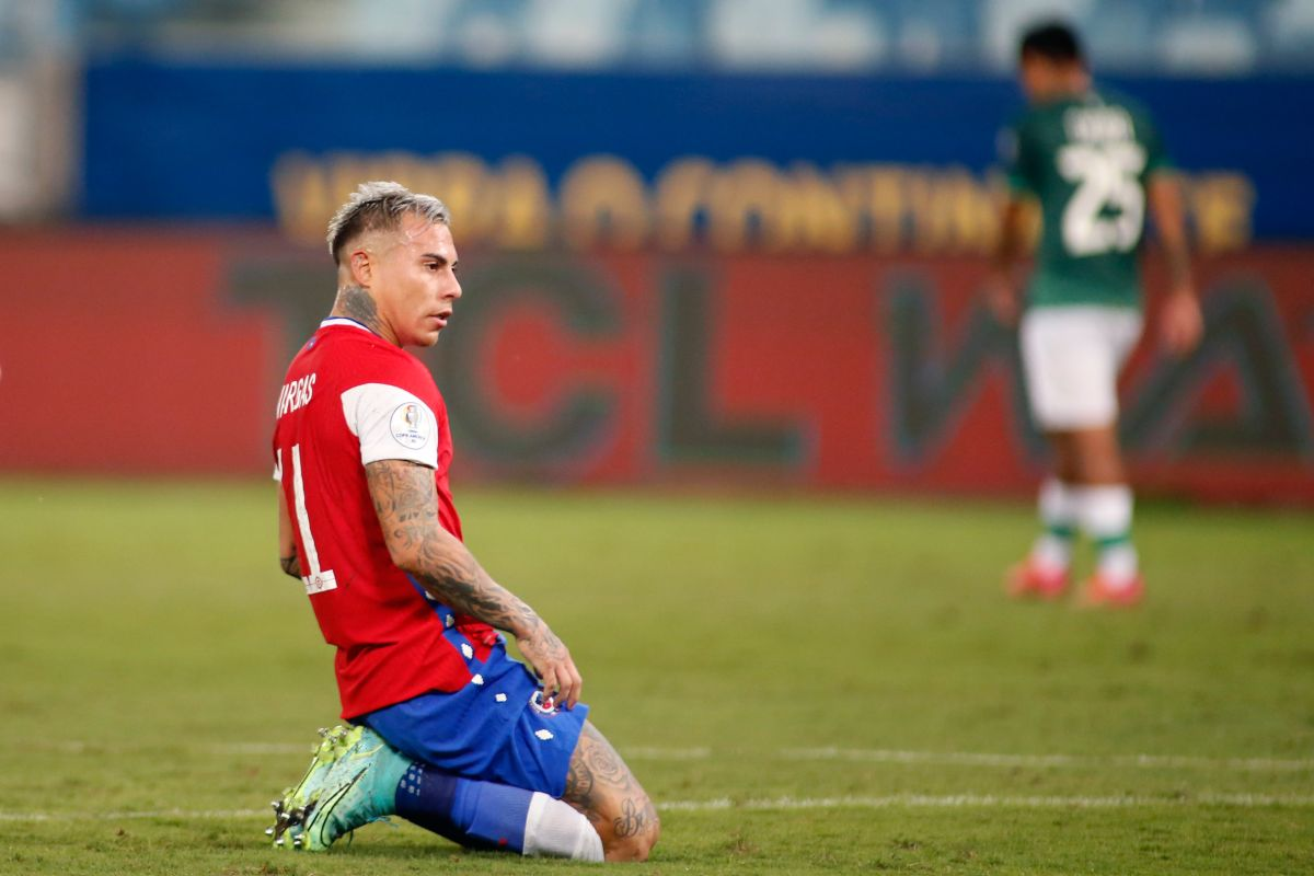 Sancionarán a Chile por ingresar a un peluquero a la concentración de la Copa América