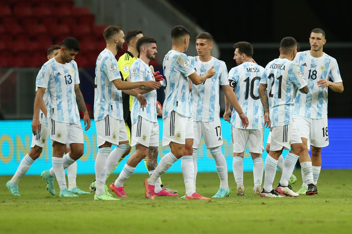 Argentina se mete en los cuartos de final de la Copa América 2021