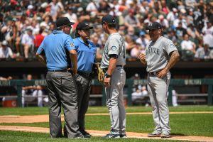 MLB: Suspenden al boricua Héctor Santiago por colocarle sustancias pegajosas a la pelota