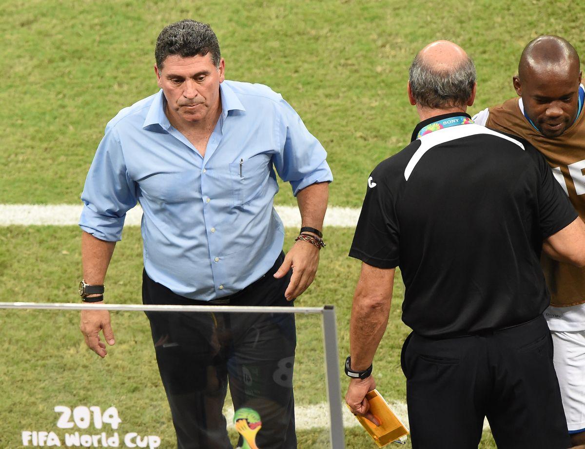 Costa Rica anunció a su nuevo director técnico