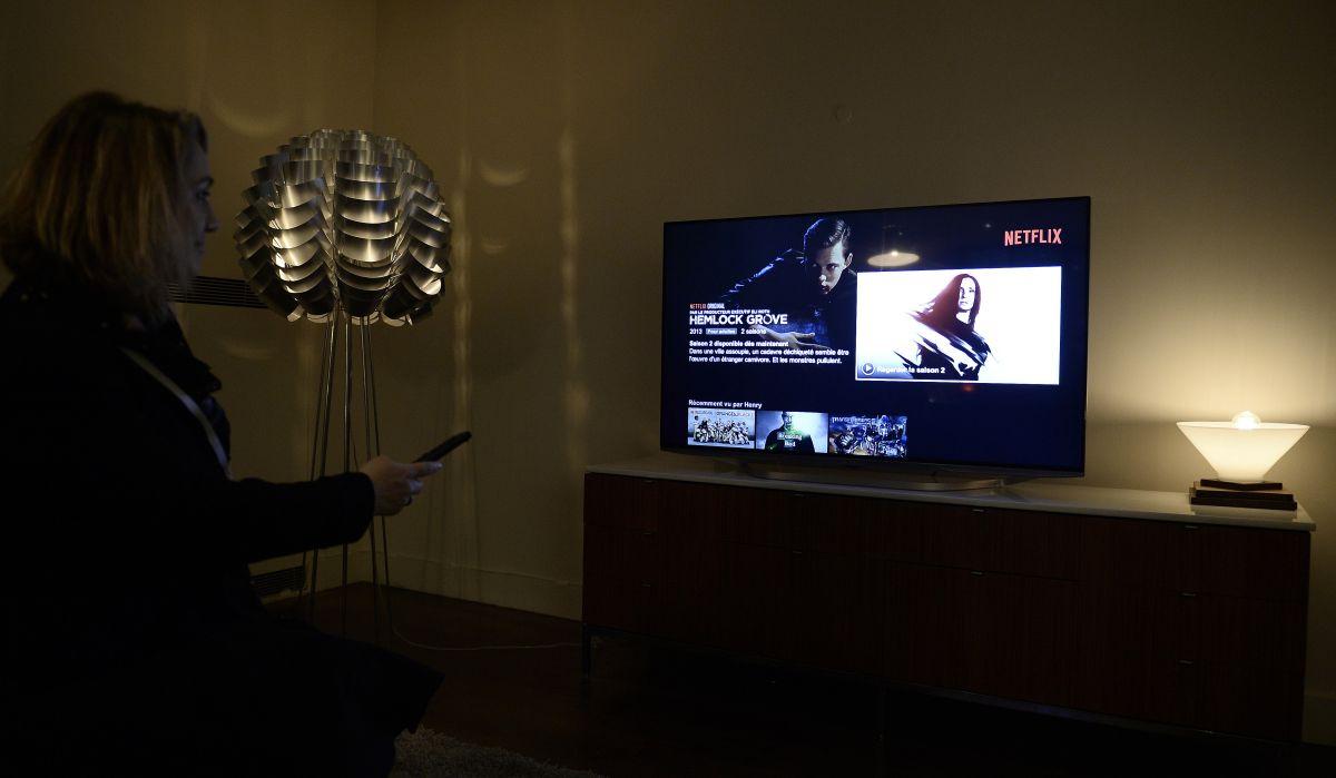 El año pasado el 20% del tiempo los consumidores lo dedicaron a ver servicios de streaming en sus televisores.