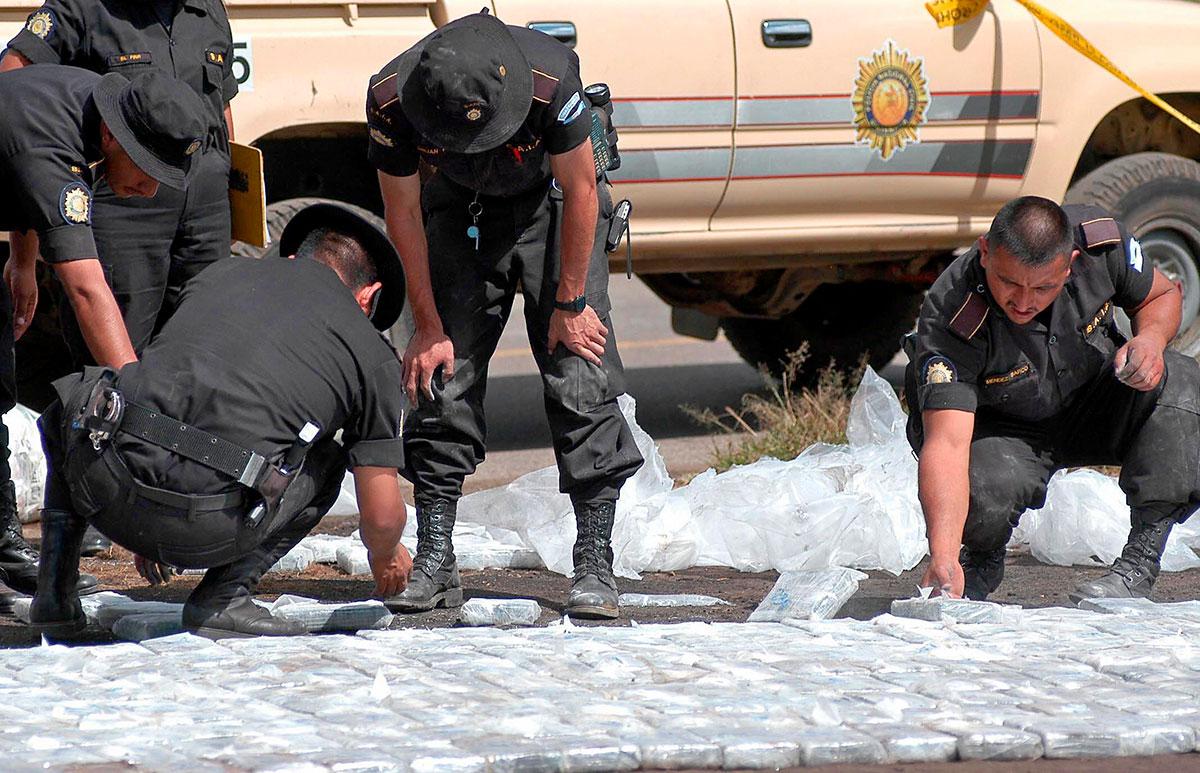 ONU alerta sobre el aumento en el uso de cocaína más barata y de mayor calidad en el mundo