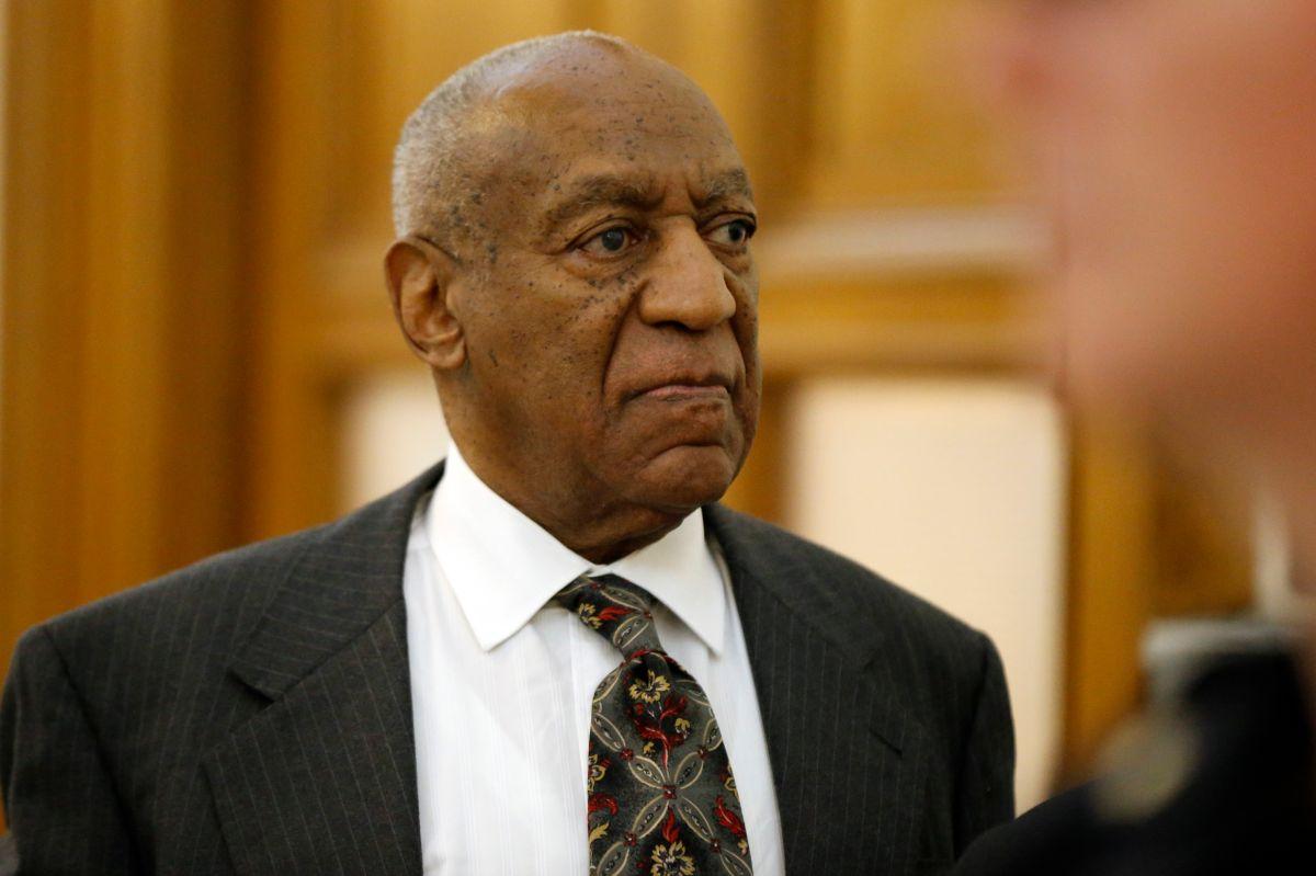 Bill Cosby ya fue liberado de prisión y celebró la resolución con su equipo legal.