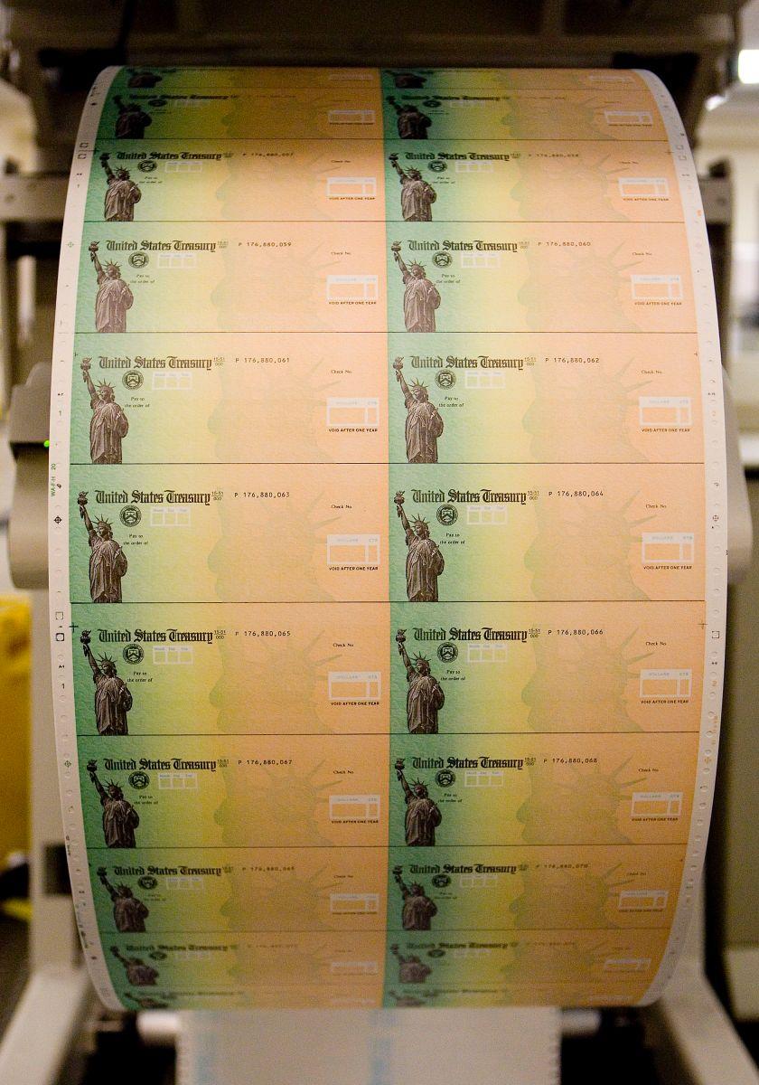 Los estadounidenses que recibirían pagos del IRS por tercer cheque de estímulo la próxima semana del 14 de junio
