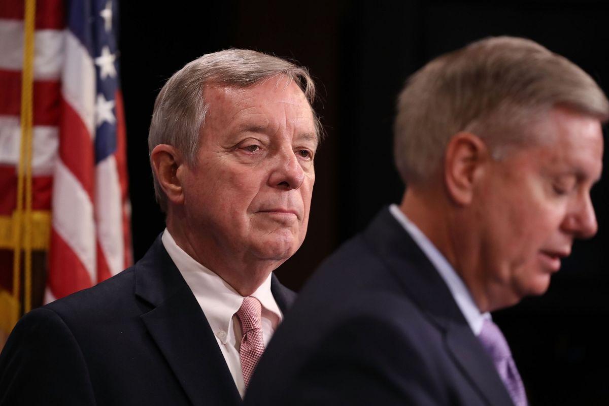 Senado está cerca de aprobar ciudadanía de 4.5 millones de indocumentados