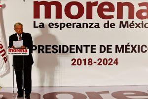 Morena, el partido de AMLO, se perfila para arrasar en las elecciones a gubernaturas en México