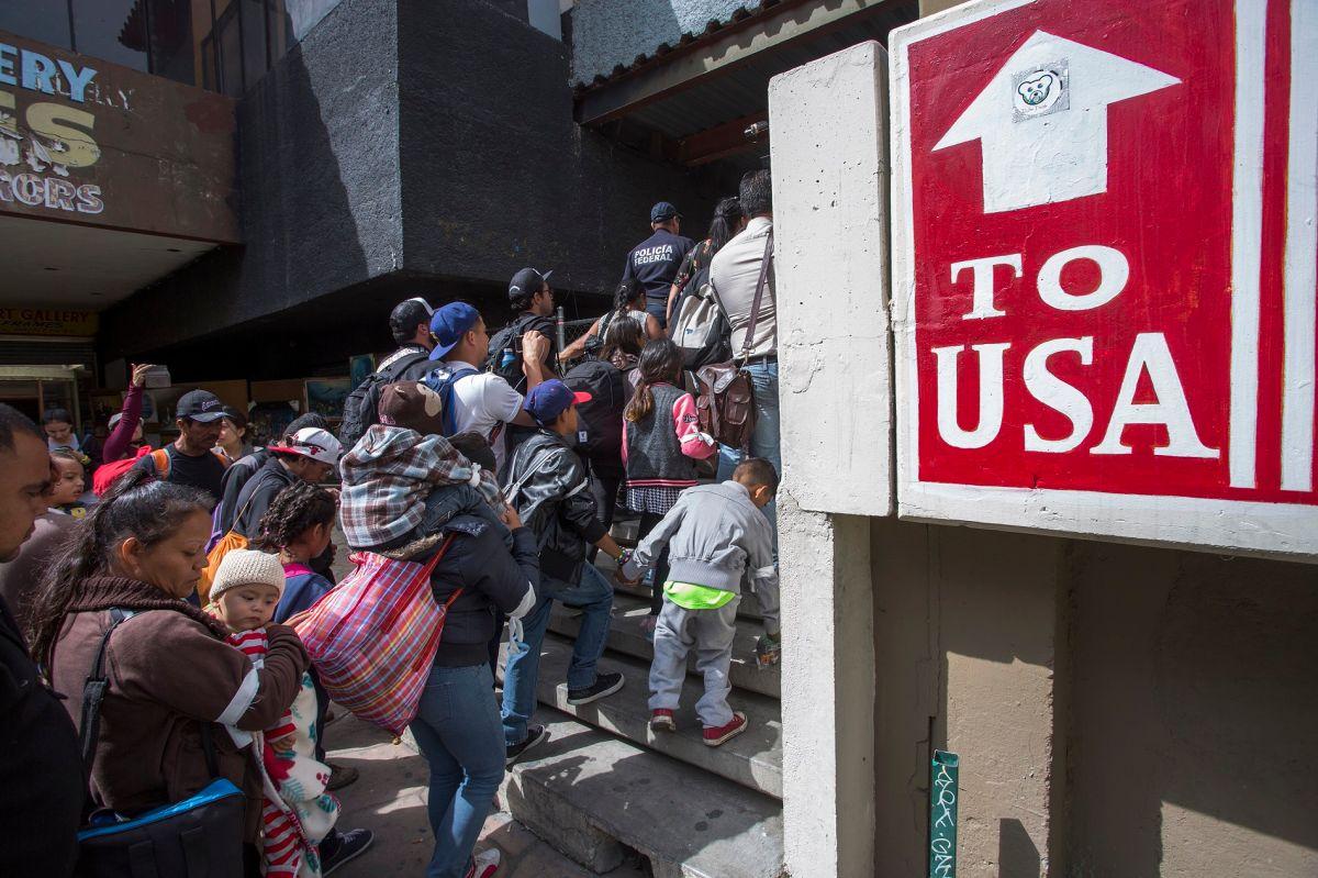 Biden dará una segunda oportunidad a solicitantes de asilo que fueron rechazados
