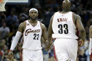 """""""Si estoy ganando 200 millones al año, no me verás quejarme"""": Shaquille O'Neal atacó a LeBron James"""